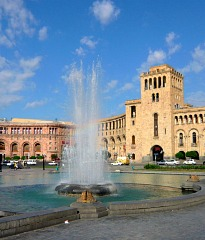 Yerevan - the Capital of Armenia